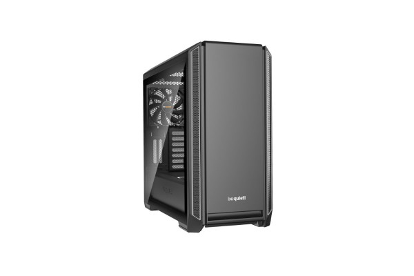 be quiet! Silent Base 601 with Window - silver