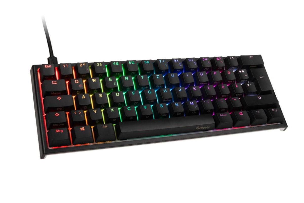 Ducky One 2 Backlit Gaming Tastatur Gaming Tastatur