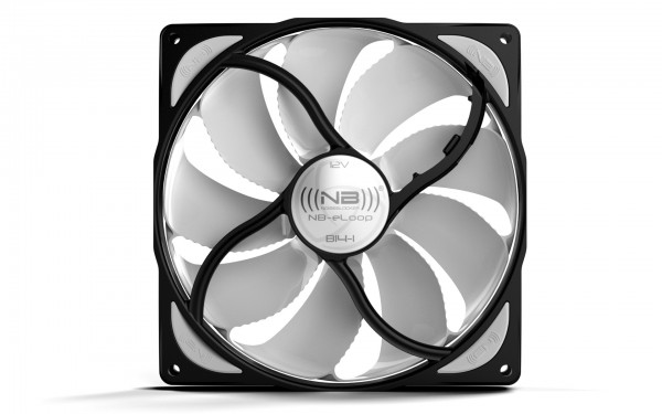 Noiseblocker NB-eLoop B14-PS Bionic fan ( 140x140x29mm )