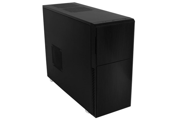 Nanoxia Deep Silence 1 ATX Mid Tower Computer Case Ultra Thick 0.7MM Steel
